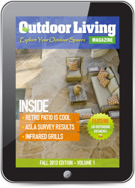 Outdoor living magazine for Outdoor living magazine